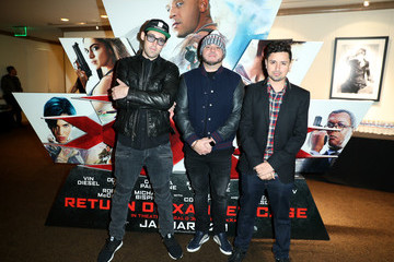 Lex Larson 'xXx: RETURN OF XANDER OF CAGE' LA Screening