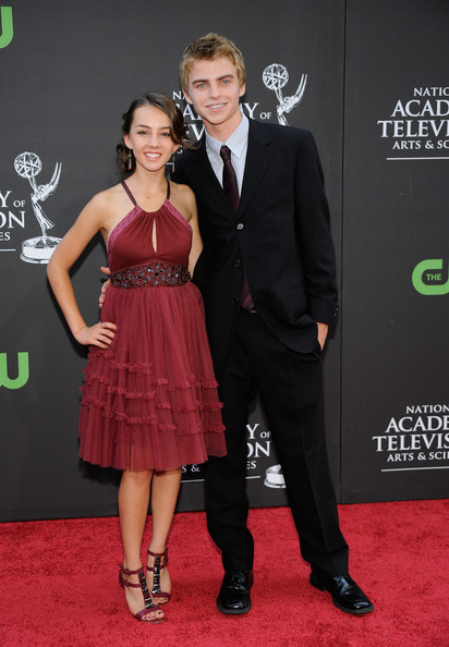 Lexi Ainsworth and drew garrett