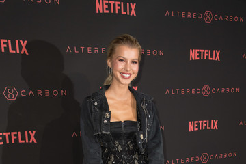 Lexi Atkins Premiere of Netflix's 'Altered Carbon' - Red Carpet