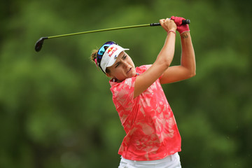 Lexi Thompson Walmart NW Arkansas Championship Presented By P&G - Round Two