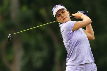 Lexi Thompson HSBC Women's World Championship - Day Two