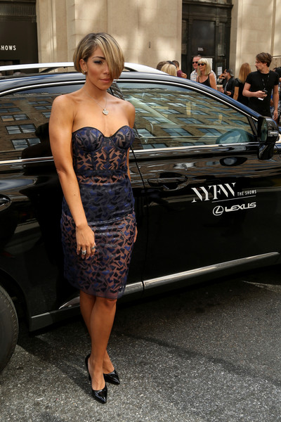 Lexus Arrivals at New York Fashion Week: The Shows