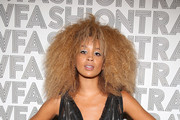 Lion Babe attends Lexus Lounge at MADE Milk Studios on September 8, 2016 in New York City.