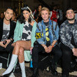 Lexy Panterra PrettyLittleThing: Teyana Taylor Collection II New York Fashion Week - Front Row/Backstage