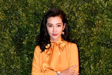 Li Bingbing Tory Burch Landmark Alexandra Grand Opening Event