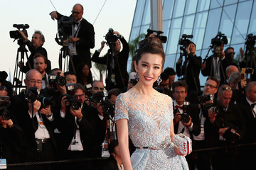 Li Bingbing 'The Sea Of Trees' Premiere - The 68th Annual Cannes Film Festival