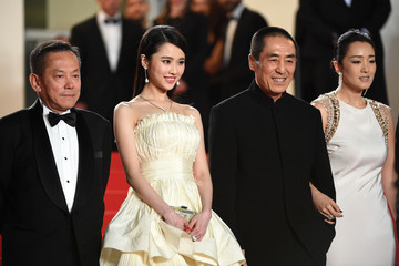 Li Gong 'Coming Home' Premieres at Cannes