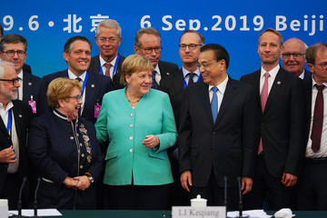Li Keqiang European Best Pictures Of The Day - September 06, 2019