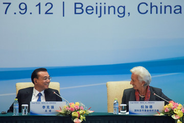 Li Keqiang The 1+6 Round Table Dialogue & Joint Press Conference
