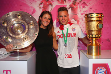 Li Na FC Bayern Muenchen Champions Party - DFB Cup Final 2016