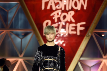 Li Yuchun Fashion for Relief - Runway - The 70th Annual Cannes Film Festival