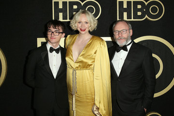 Liam Cunningham Isaac Hempstead Wright HBO's Post Emmy Awards Reception - Arrivals
