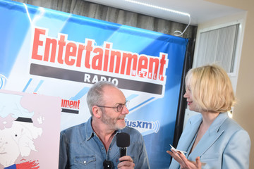Liam Cunningham SiriusXM's Entertainment Weekly Radio Channel Broadcasts From Comic Con 2017 - Day 2