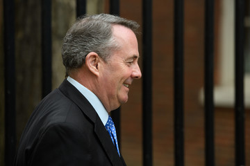 Liam Fox Government Ministers Arrive For Cabinet The Morning After Parliament Passed The Brexit Bill