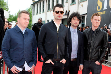 Liam Fray 'The Stone Roses' Premieres in Manchester