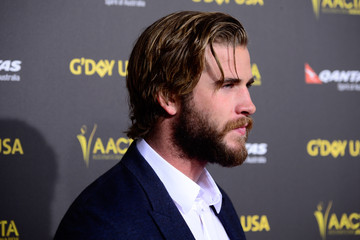 Liam Hemsworth 2015 G'Day USA Gala Featuring The AACTA International Awards Presented By QANTAS - Arrivals
