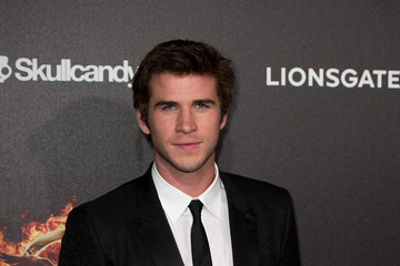 Liam Hemsworth 'The Hunger Games' Cast Parties at Cannes
