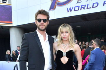 Liam Hemsworth World Premiere Of Walt Disney Studios Motion Pictures 'Avengers: Endgame' - Red Carpet