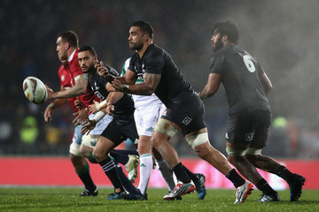 Liam Messam Maori All Blacks v British & Irish Lions