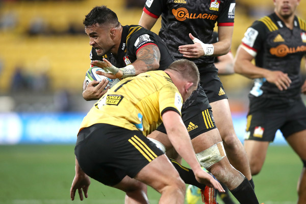 Super Rugby Qualifying Final - Hurricanes vs. Chiefs