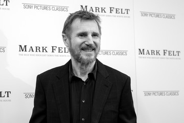 Liam Neeson 'Mark Felt: The Man Who Brought Down The White House' New York Premiere