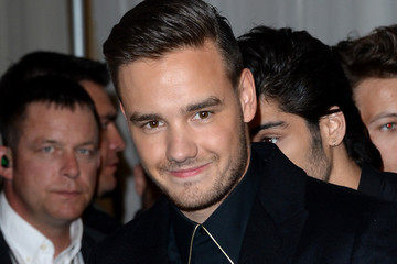 Liam Payne American Music Awards Press Room — Part 2