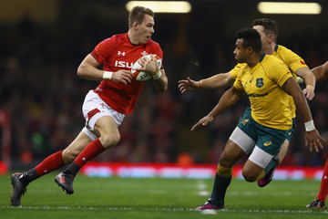 Liam Williams Wales v Australia - Under Armour Series 2017