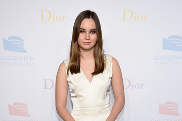 Liana Liberato 2016 Guggenheim International Pre-Party Made Possible by Dior
