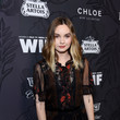 Liana Liberato 12th Annual Women In Film Oscar Nominees Party Presented By Max Mara With Additional Support From Chloe Wine Collection, Stella Artois And Cadillac - Red Carpet