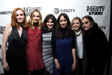 Liana Liberato DIRECTV Lounge Presented By AT&T Hosts 'To The Stars' Party At Sundance Film Festival 2019