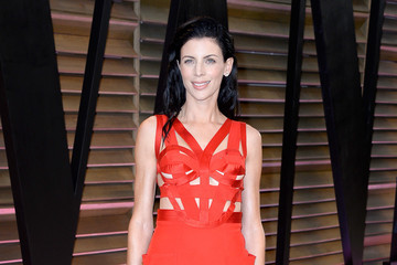 Liberty Ross Stars at the Vanity Fair Oscar Party