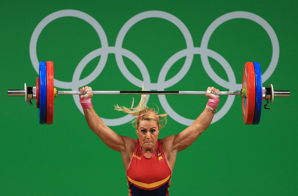Weightlifting   Olympics: Day 7
