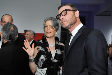Liev Schreiber Polly Roberts LACMA 50th Anniversary Gala Sponsored By Christies - Inside