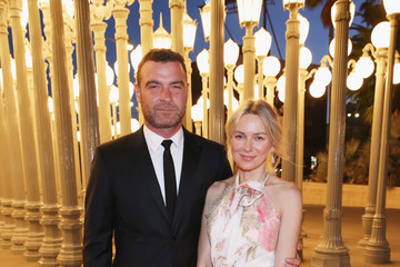Liev Schreiber LACMA 50th Anniversary Gala Sponsored By Christies - Red Carpet