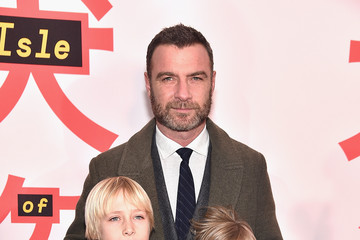 Liev Schreiber 'Isle Of Dogs' New York Screening