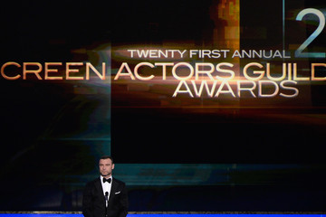 Liev Schreiber 21st Annual Screen Actors Guild Awards - Show