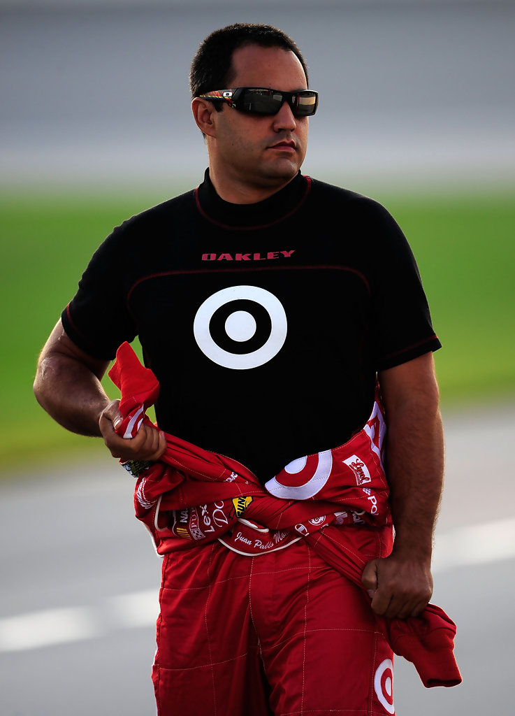 Juan Pablo Montoya Photos Photos - LifeLock.com 400 ...