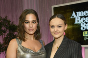 Ashley Graham and Lucy Garland pose after the Lifetime's American Beauty Star Season 2 Live Finale at Manhattan Center on March 27, 2019 in New York City.
