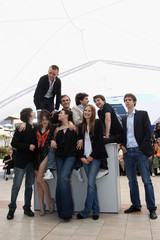Audrey Bastien Lights Out - Photocall:63rd Cannes Film Festival