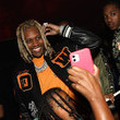 Lil Durk PrettyLittleThing: Teyana Taylor Collection II New York Fashion Week - Front Row/Backstage