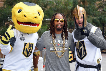 Lil Jon Vegas Golden Knights Host Official Road Game Watch Party For Game Three Of Stanley Cup Final