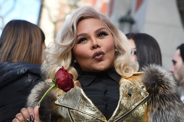 Lil Kim Marc Jacobs - Front Row - February 2017 - New York Fashion Week: The Shows