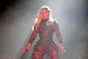Lil Kim Puff Daddy and Bad Boy Family Reunion Tour Opening Night