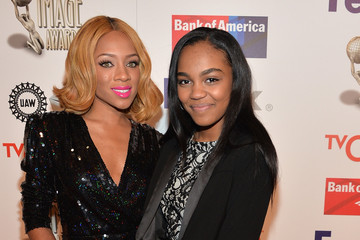 Lil Mama 45th NAACP Image Awards Non-Televised Awards Ceremony