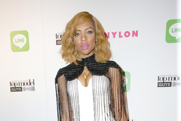 Lil Mama 'America's Next Top Model' Cycle 21 Premiere Party