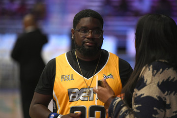 Lil Rel Howery 2017 BET Experience - Celebrity Basketball Game Presented by Sprite and State Farm