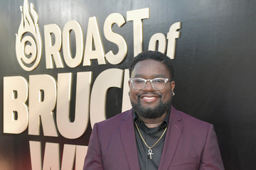Lil Rel Howery Milton Howery Comedy Central Roast Of Bruce Willis - Red Carpet