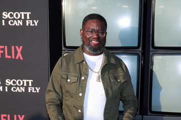 Lil Rel Howery Premiere Of Netflix's 'Travis Scott: Look Mom I Can Fly' - Arrivals