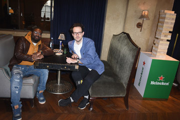 Lil Rel Howery Vulture Festival Presented by AT&T - Heineken Green Room - DAY 2