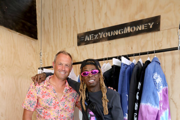 Lil Wayne American Eagle And Lil Wayne Celebrate AE x Young Money Collab And Fall '19 Campaign